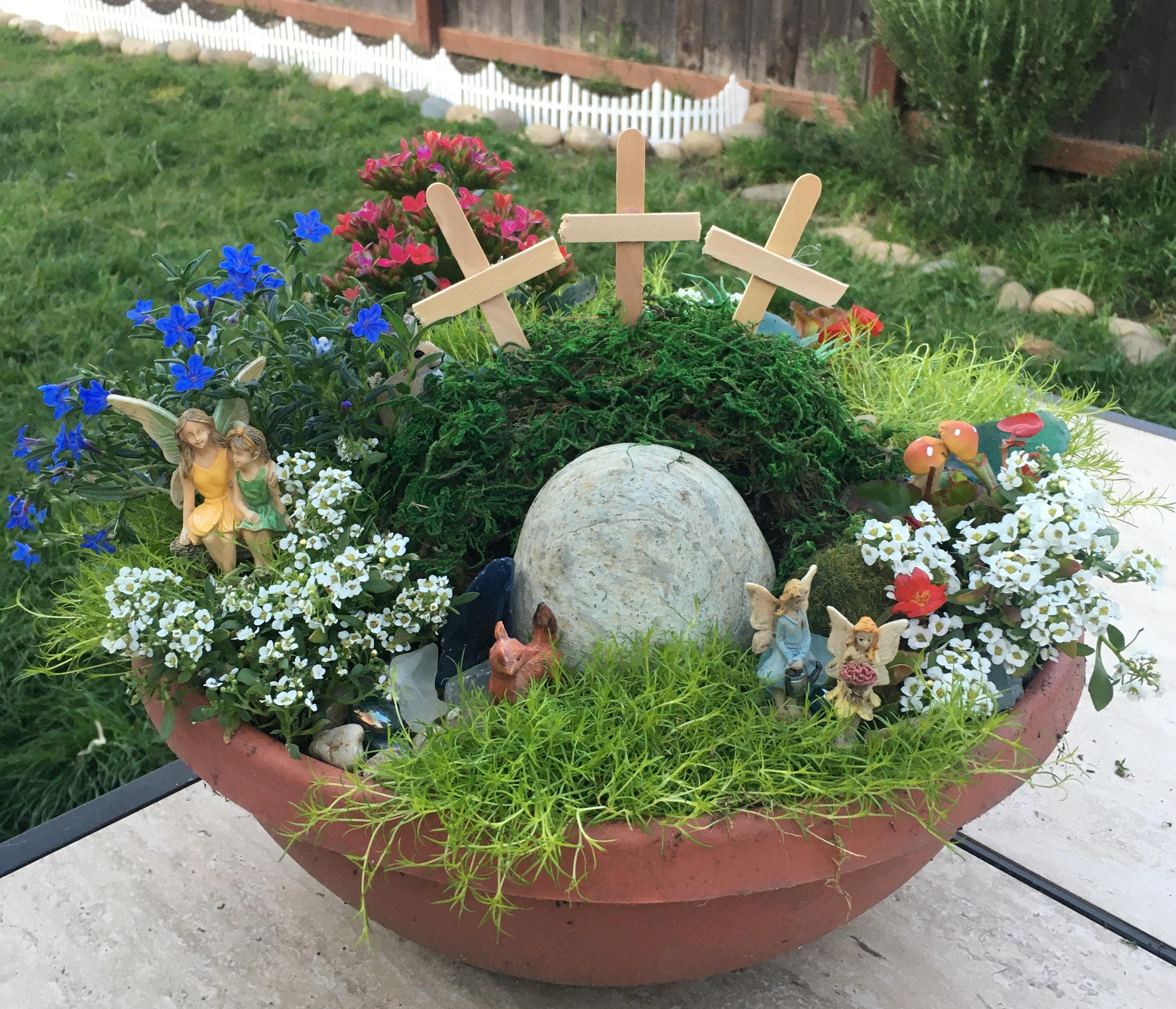 Resurrection Garden, FOUR